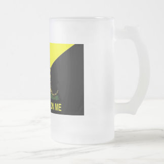 Gadsen Frosted Glass Mug