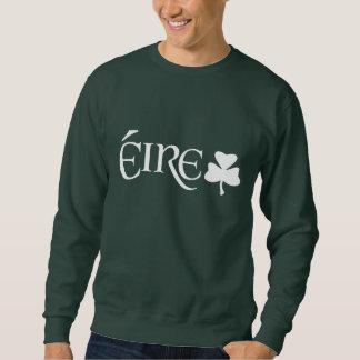 Gaelic Éire Ireland Shamrock Symbol Irish Heritage Sweatshirt