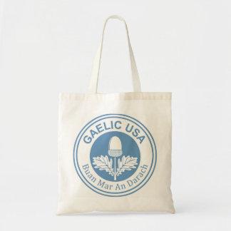 GaelicUSA Tote Bag