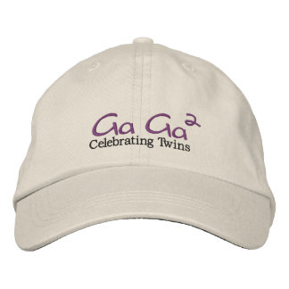 GaGa (2) Embroidered Hats