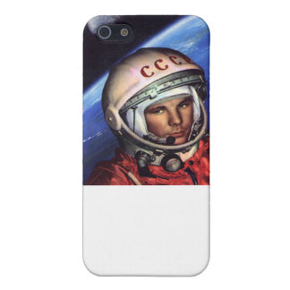 Gagarin Cosmos USSR iPhone 5/5S Case