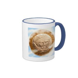 (gagarin coffee mug