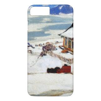 Gagnon - The Red Sleigh iPhone 8 Plus/7 Plus Case