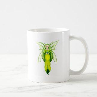 Gaia Fairy Fine Art Basic White Mug
