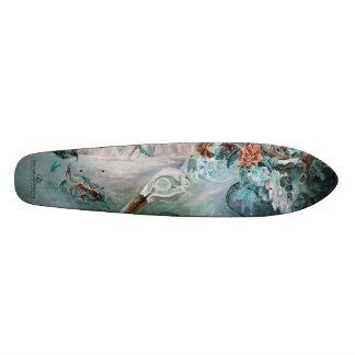 Gaia Fantasy Art Skateboard