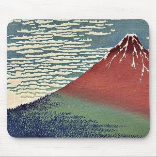 Gaifu kaisei by Katsushika, Hokusai Ukiyoe Mouse Pad