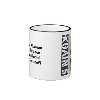 gain 5 logo coffee mug