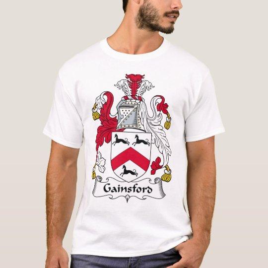 Gainsford Family Crest T-Shirt