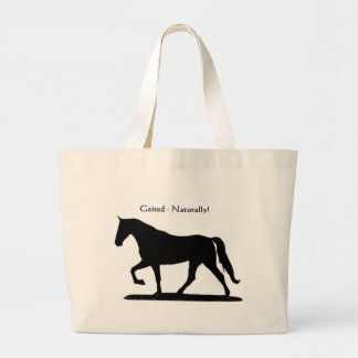 Gaited Horse Tote Bag