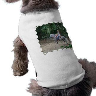 Gaited Paso Fino Pet Shirt