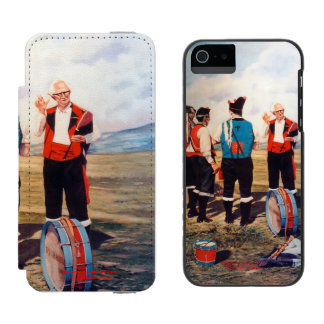 Gaiteros/Gaiteiros/Pipers Incipio Watson™ iPhone 5 Wallet Case