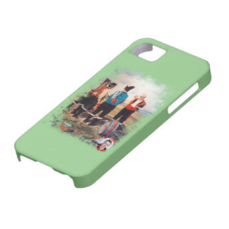 Gaiteros/Gaiteiros/Pipers iPhone 5 Cases