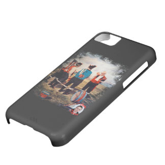 Gaiteros/Gaiteiros/Pipers iPhone 5C Case
