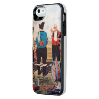 Gaiteros/Gaiteiros/Pipers iPhone SE/5/5s Battery Case