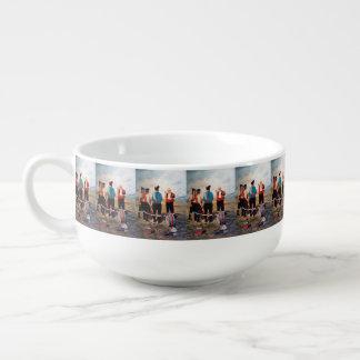 Gaiteros/Gaiteiros/Pipers Soup Mug