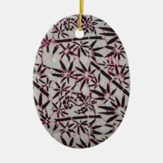 Gajah Oling Batik Jajang Style Christmas Ornament