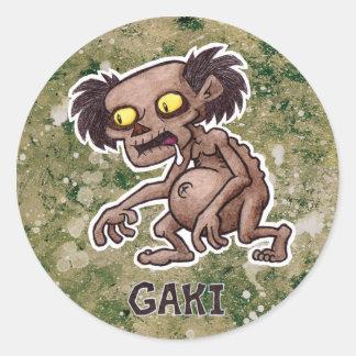 Gaki Sticker
