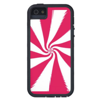 """Gala Sweets"": Mint Swirl ToughXtreme iPhone5 Case Case For The iPhone 5"