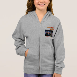 Galactic Blitz Girls' American Fleece Zip Hoodie