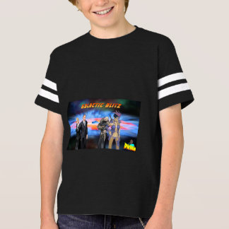 Galactic Blitz Kids' Football Shirt