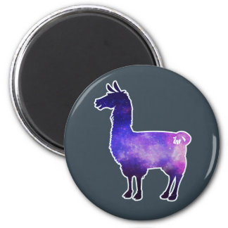 Galactic Llama Magnet