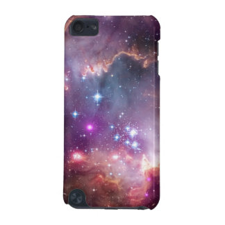Galactic Outer Space Purple iPod Touch (5th Generation) Cases
