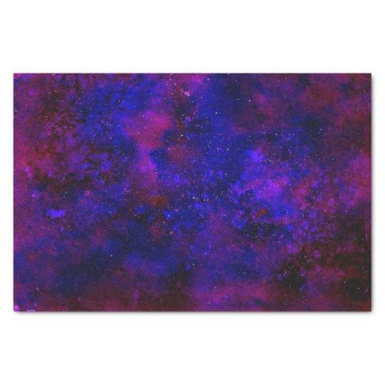 Galactic Purple Tissue Paper