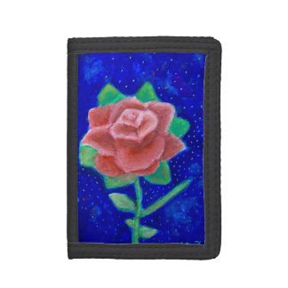 Galactic Rose Wallet