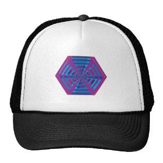 Galactic Spider Web Hats