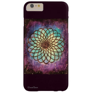 Galactic Spiral Barely There iPhone 6 Plus Case