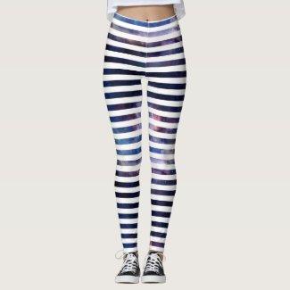 Galactic stripes