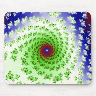 Galactic Whirlpool Mousepad