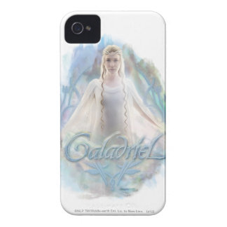 Galadriel With Name iPhone 4 Case
