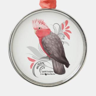 Galah Cockatoo Christmas Ornament