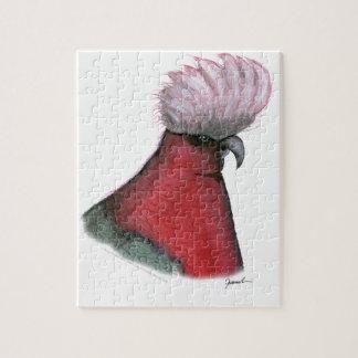 galah cockatoo, tony fernandes jigsaw puzzle