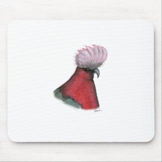 galah cockatoo, tony fernandes mouse pad