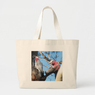 Galah Large Tote Bag