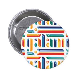 galam 2016 - Jeepney Colors 6 Cm Round Badge