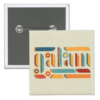 galam 2016 - Retro Colors Button