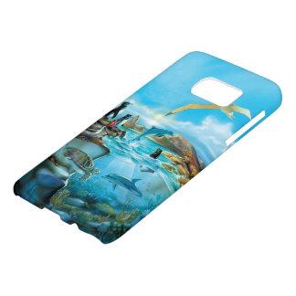 Galapagos Animals Samsung Galaxy S7 Case