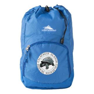 Galapagos Islands Tortoise Back Pack