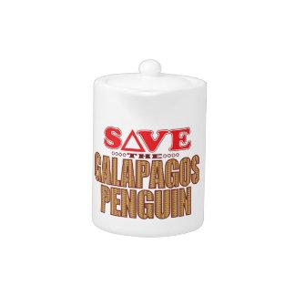 Galapagos Penguin Save