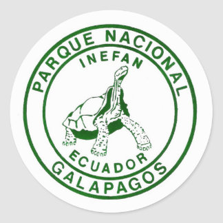 Galapagos sticker