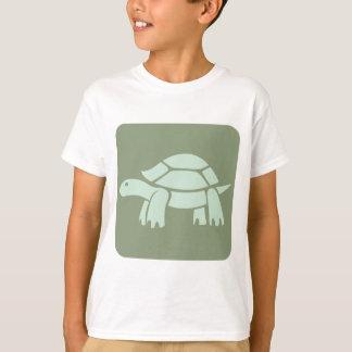 Galapagos Tortoise Icon T-Shirt