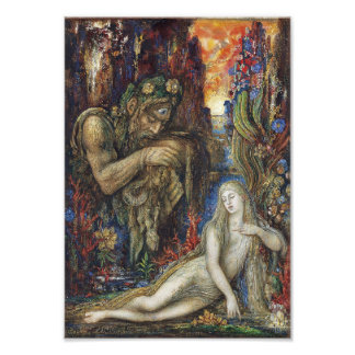Galatea by Gustave Moreau Photographic Print