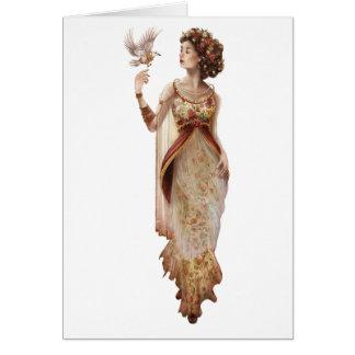 Galatea holiday card