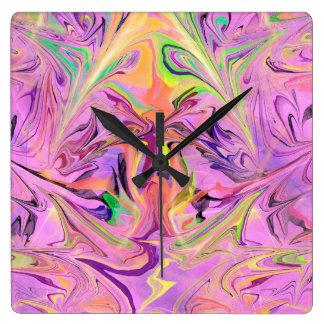 Galaxia Wall Clock