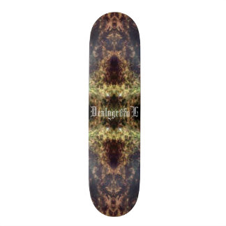 galaxie 21.3 cm mini skateboard deck