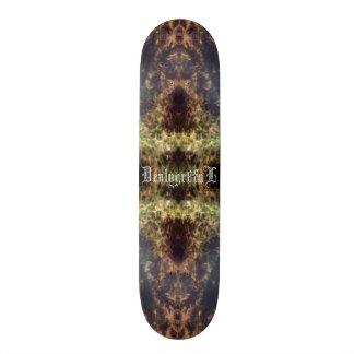 galaxie 21.3 cm mini skateboard deck