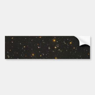 Galaxies Bumper Sticker